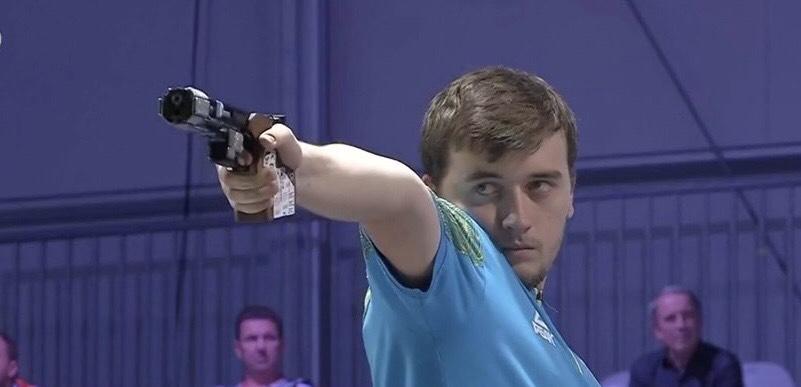 Павло Коростильов завоював «золото» у стрільбі на 7-х Всесвітніх іграх серед військовослужбовців