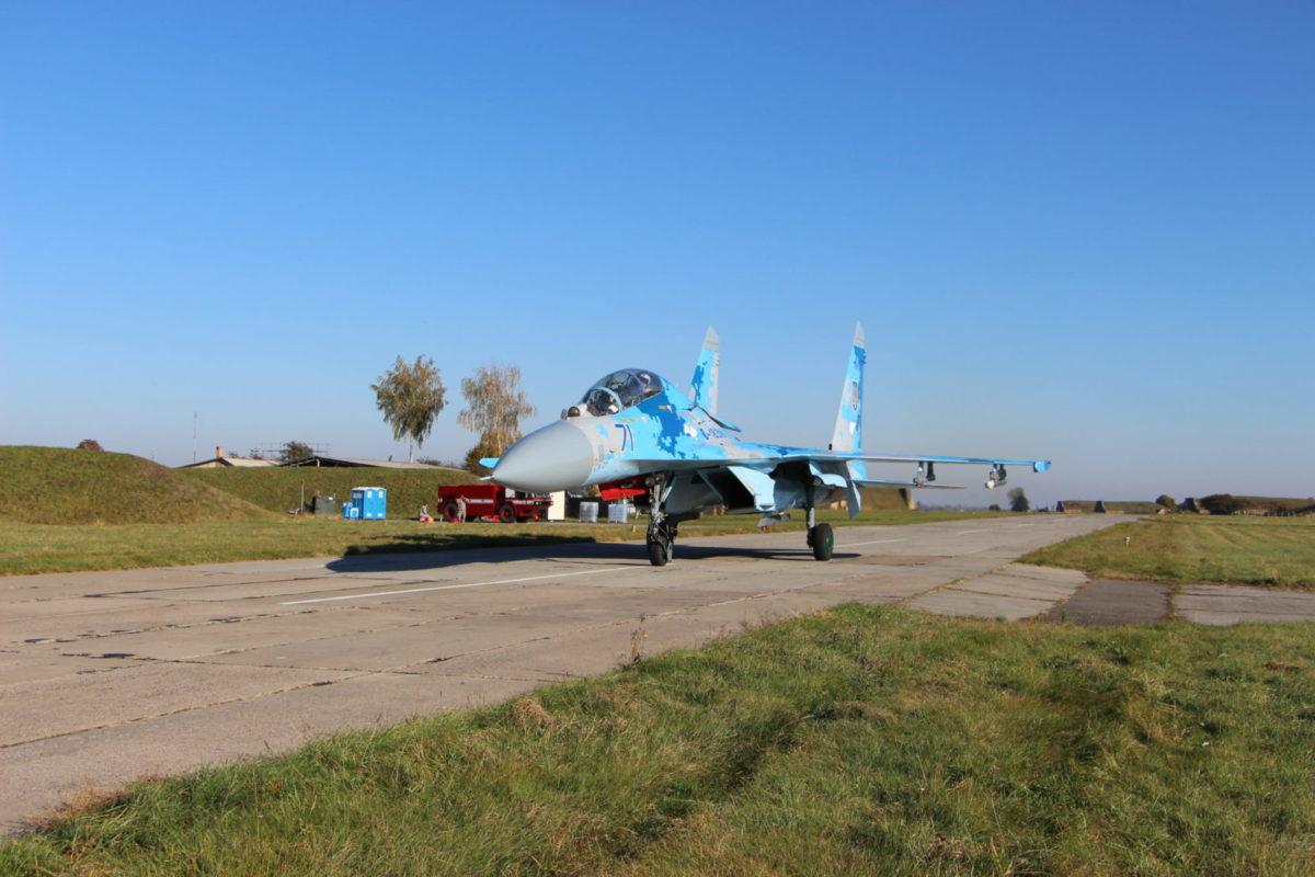 Відновлення злітної смуги на військовому аеродромі коштує понад 500 мільйонів гривень