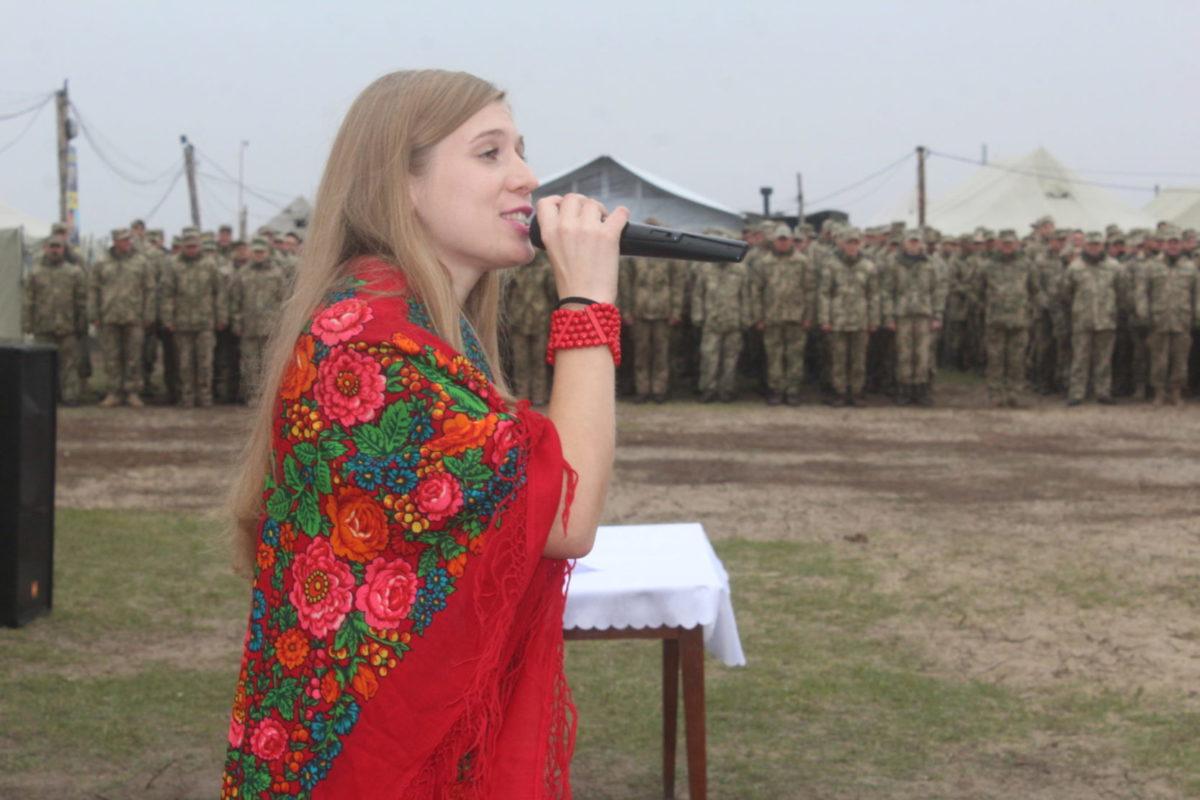 53-тя окрема механізована бригада святкує свою п'яту річницю
