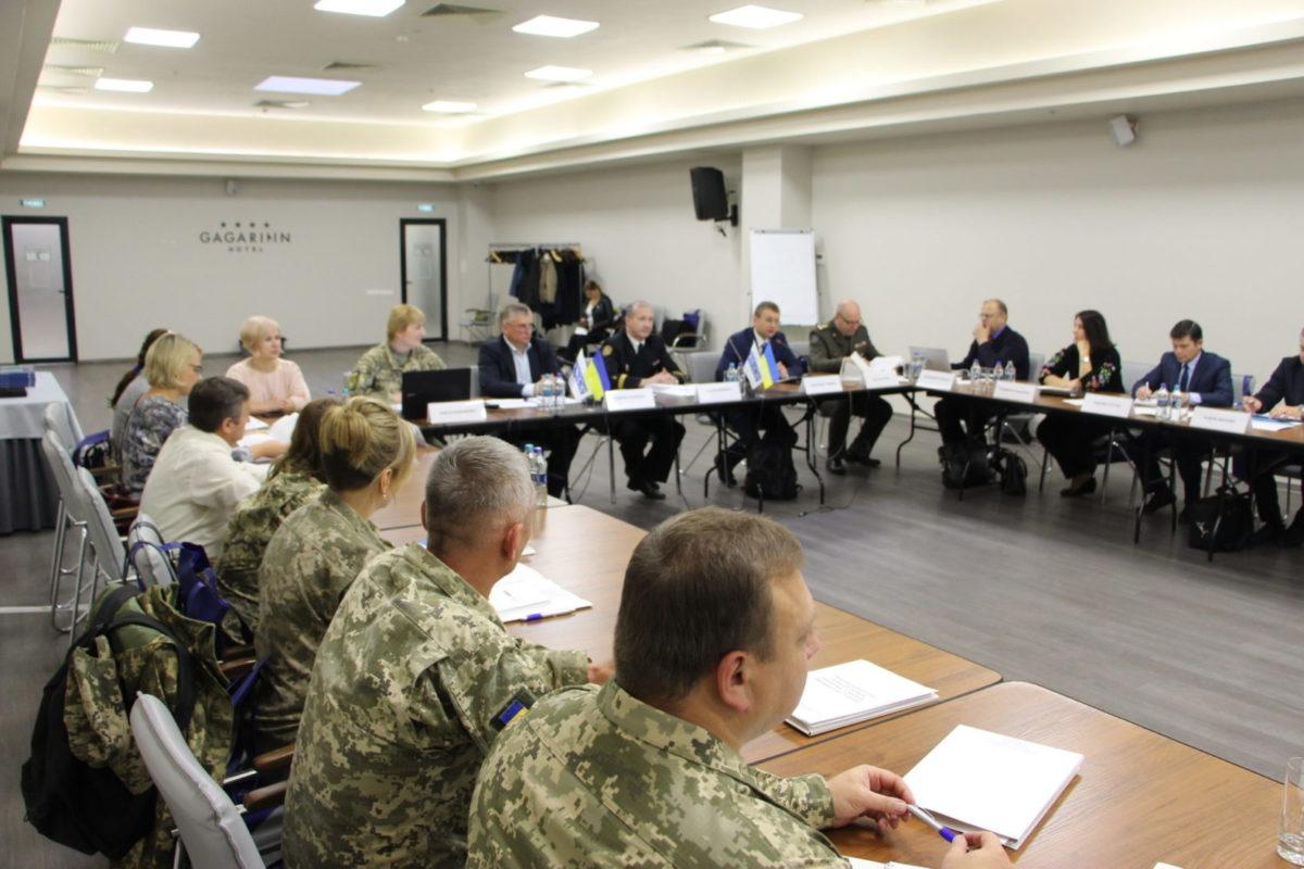 В Одесі проходить семінар ОБСЄ з демократичного цивільного контролю над ЗС України
