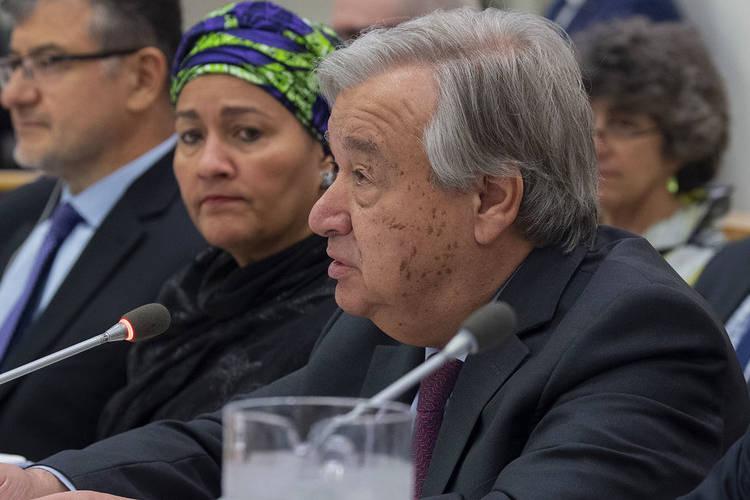 Генсек ООН зізнався в «дуже серйозній» фінансовій кризі організації