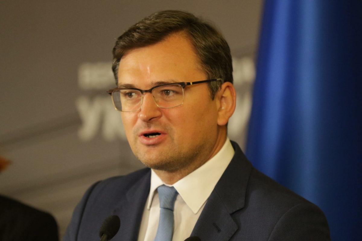 Глава українського МЗС подякував держсекретареві США за підтримку в боротьбі з COVID-19