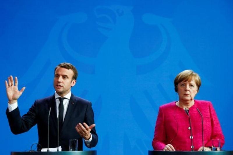 Меркель і Макрон можуть у неділю обговорити підготовку до «нормандського» саміту