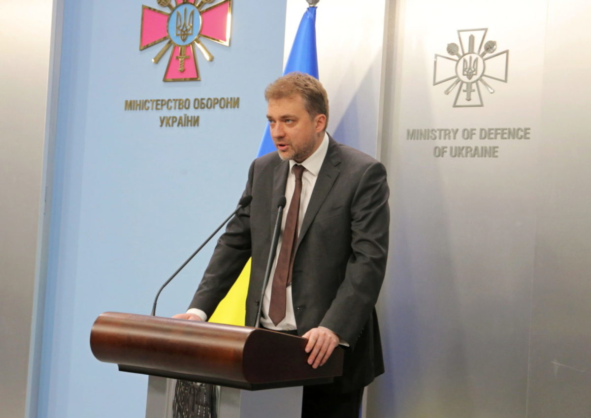 «Бюджет Міноборони у 2020 році становитиме 136,6 млрд грн. Це найбільший бюджет в історії, який виділяється на оборону», – Міністр оборони України