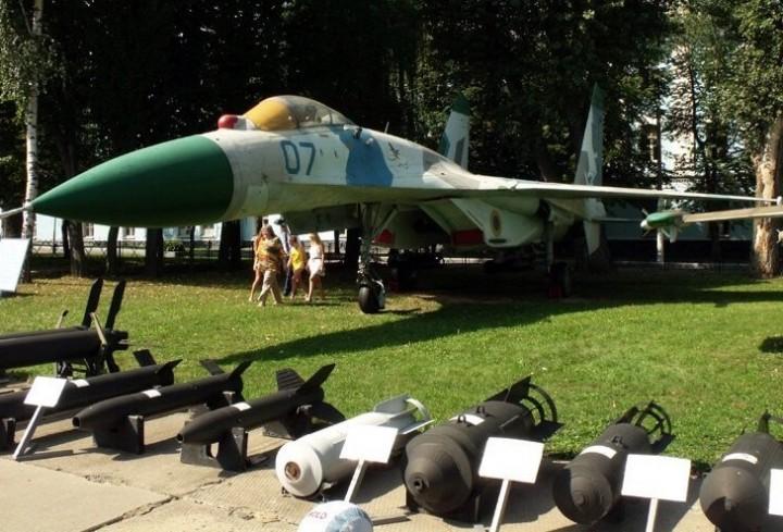 Музей Повітряних Сил Вінниці відкриє свої двері до Дня захисника України