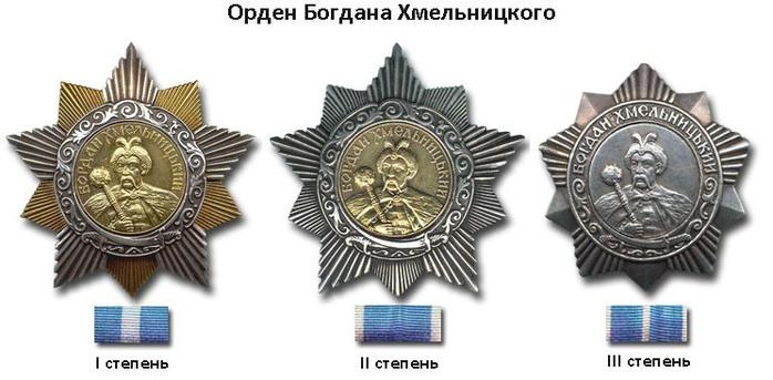 10 жовтня 1943-го засновано орден Богдана Хмельницького