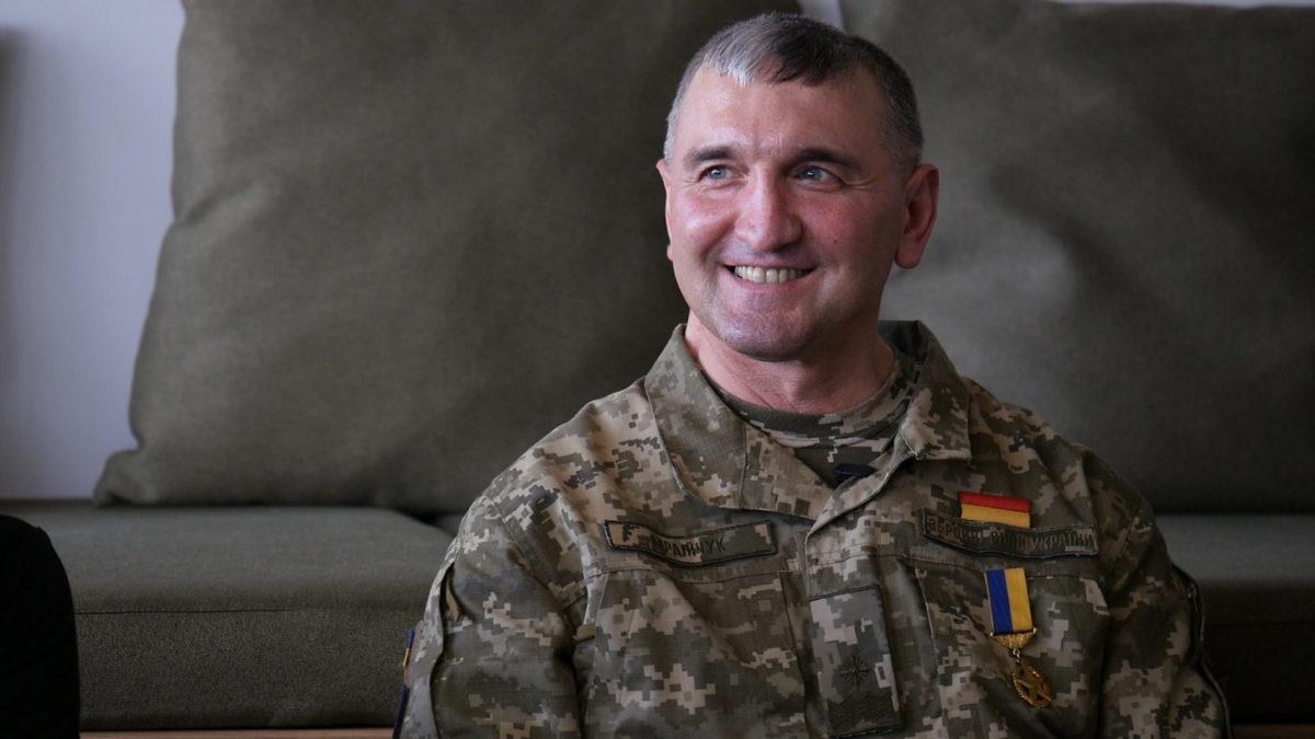 Герой України Ігор Гордійчук дав ексклюзивний коментар щодо розведення військ на Донбасі