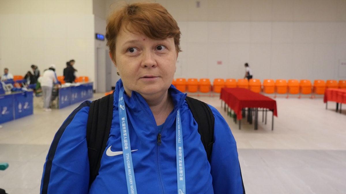 Армійка Наталія Кальниш завоювала «бронзу» у стрільбі з гвинтівки на 50 м на 7-х Всесвітніх Іграх серед військовослужбовців