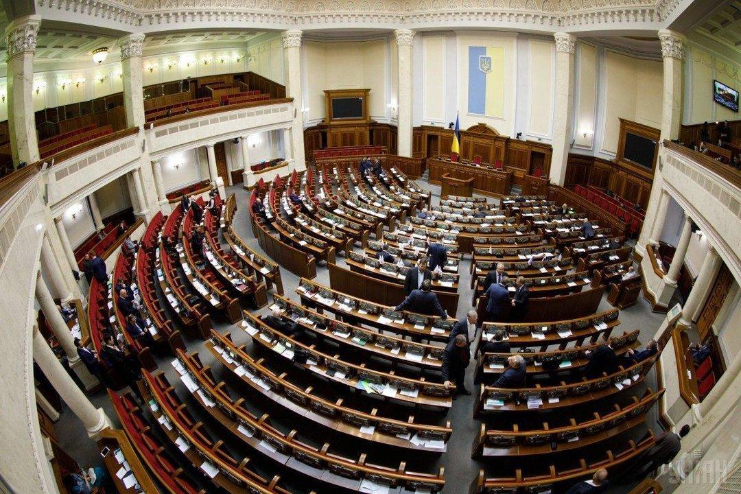 Верховна Рада заслухає керівників військового блоку іПристайка
