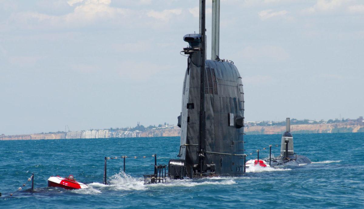 Окупанти вирішили утилізувати в Криму єдину українську субмарину «Запоріжжя»