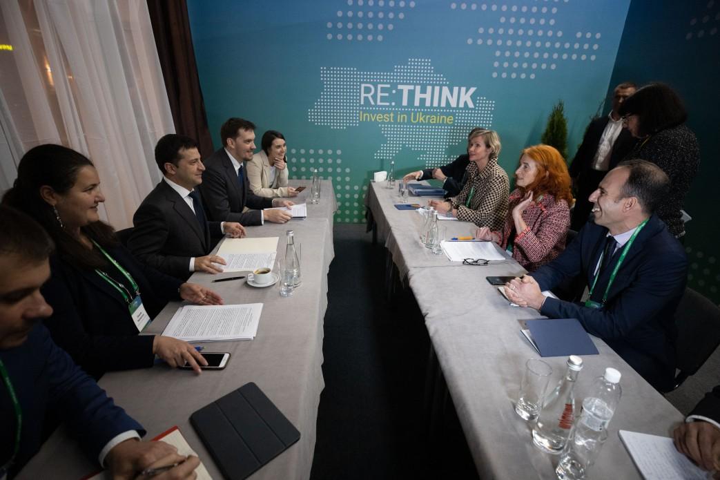 Глава держави закликав міжнародних партнерів України вкладати у розвиток невеликих населених пунктів