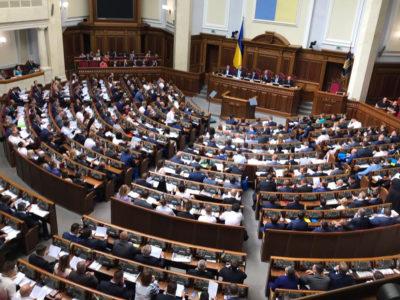 Верховна Рада внесла зміни до закону про протимінну діяльність