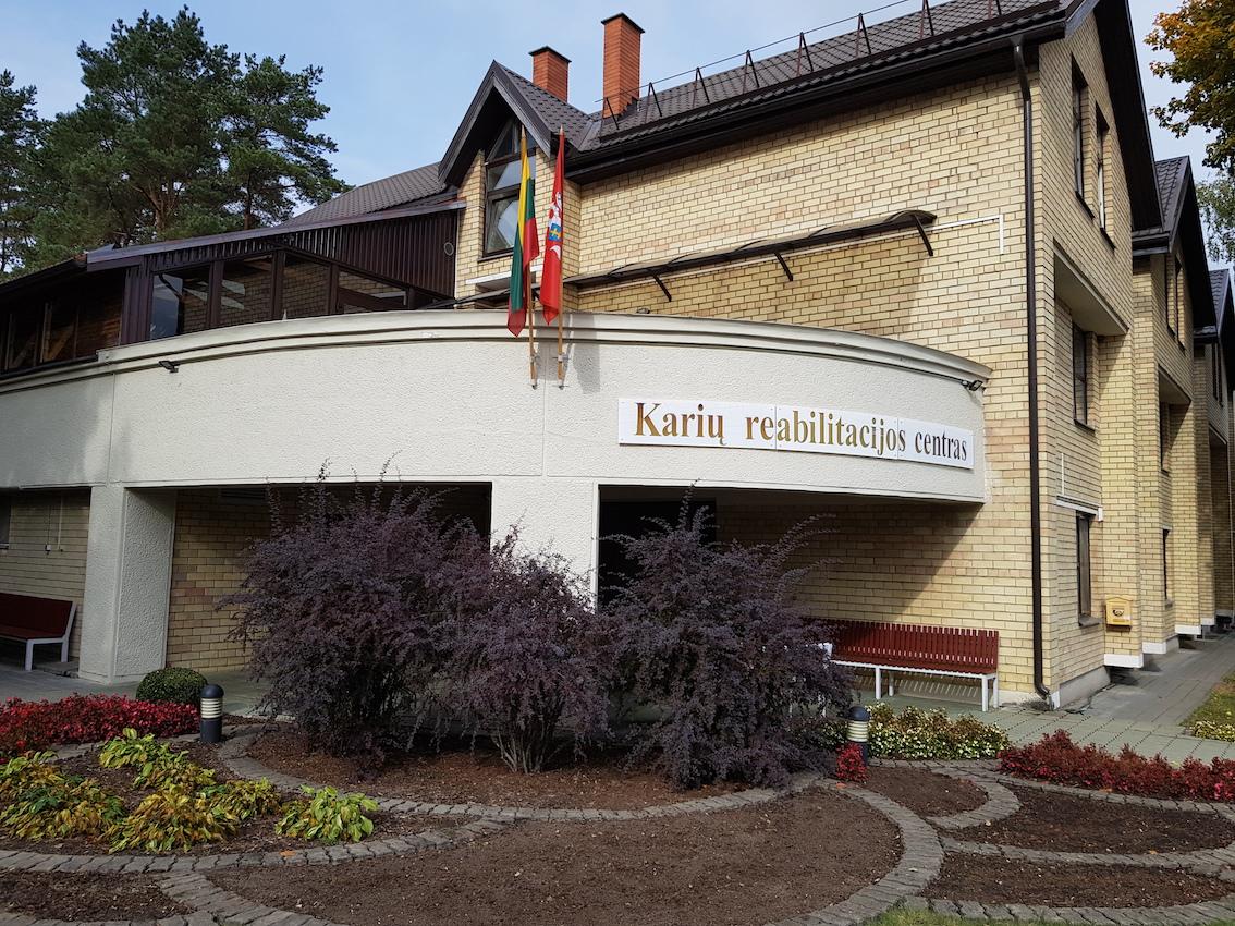 Литва продовжить приймати на реабілітацію українських воїнів із Дніпропетровщини