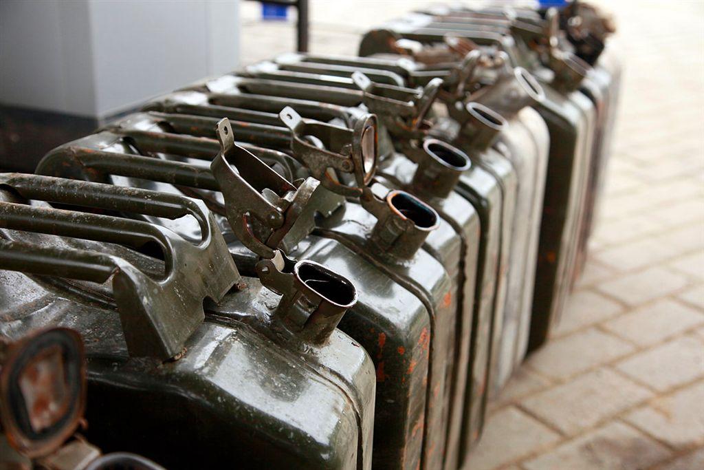Система LIS обліковуватиме паливо і мастила в армії