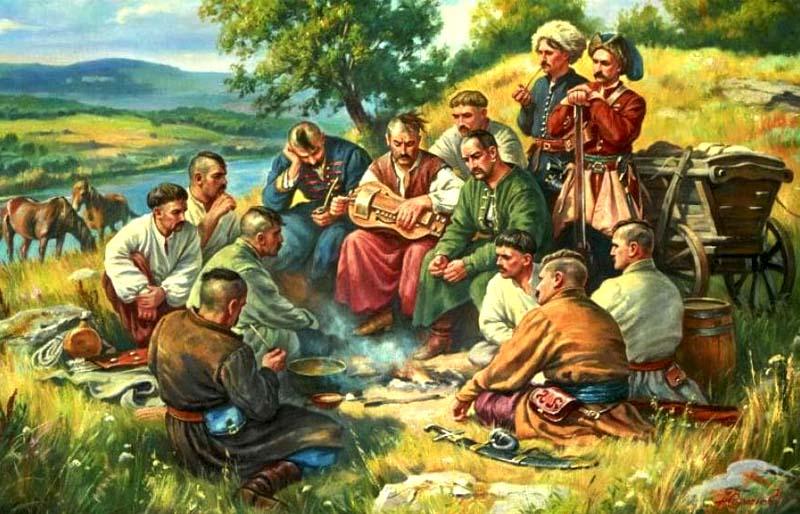 Як у походах запорізькі козаки від інфекцій рятувались