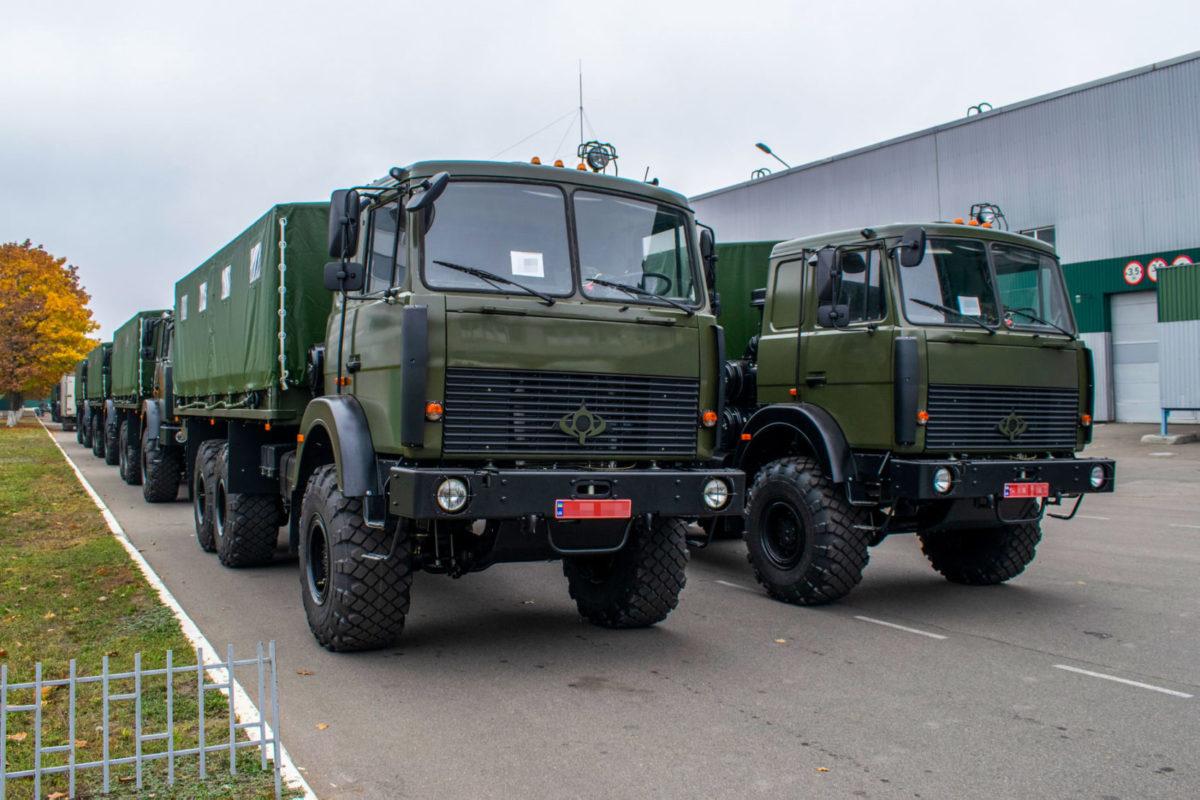 До Збройних Сил відправлено чергову партію «Богданів»