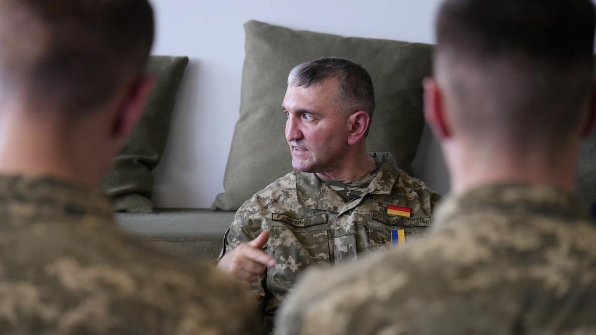 Онлайн-уроки мужності з живими легендами українського війська