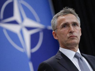 «Закликаю Росію припинити бойові дії на сході України», – Генсек НАТО