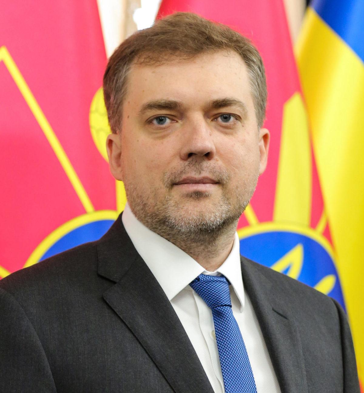 Привітання Міністра оборони України з нагоди Дня захисника України
