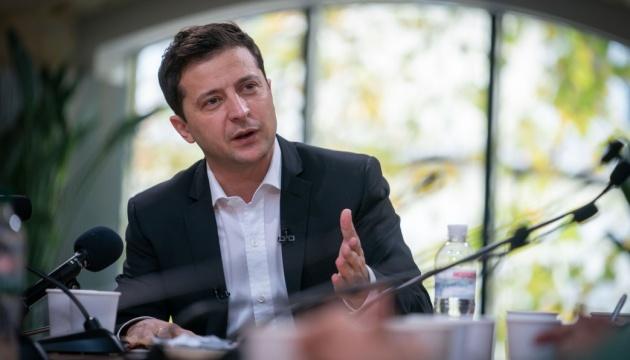 Україна має три списки на обмін із РФ – Зеленський