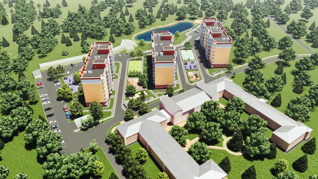 До вирішення житлової проблеми Вінницького гарнізону долучили приватних інвесторів