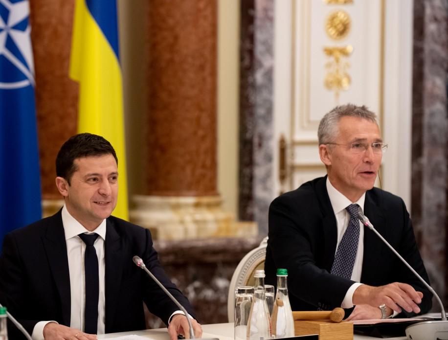 «Пропонуємо предметно розглянути приєднання України до Програми розширених можливостей НАТО» – Президент