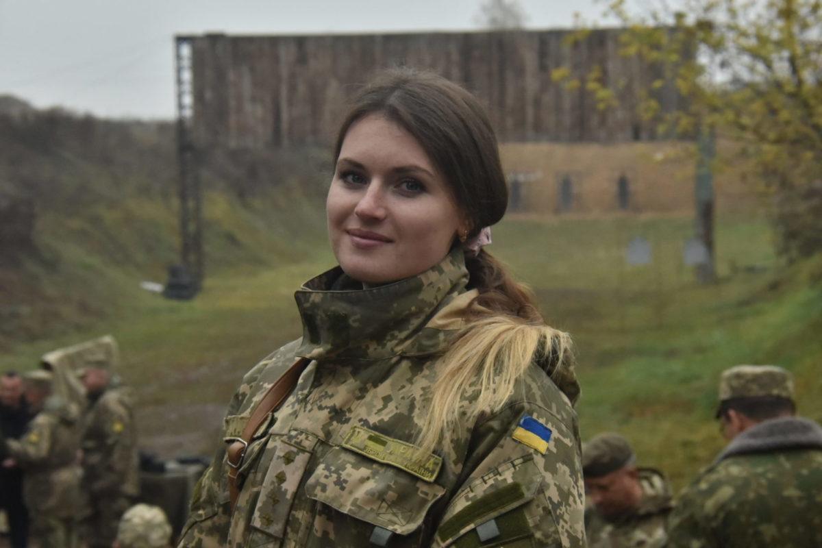 Понад 130 резервістів столиці разом із сім'ями взяли участь в єдиному стрілецькому дні