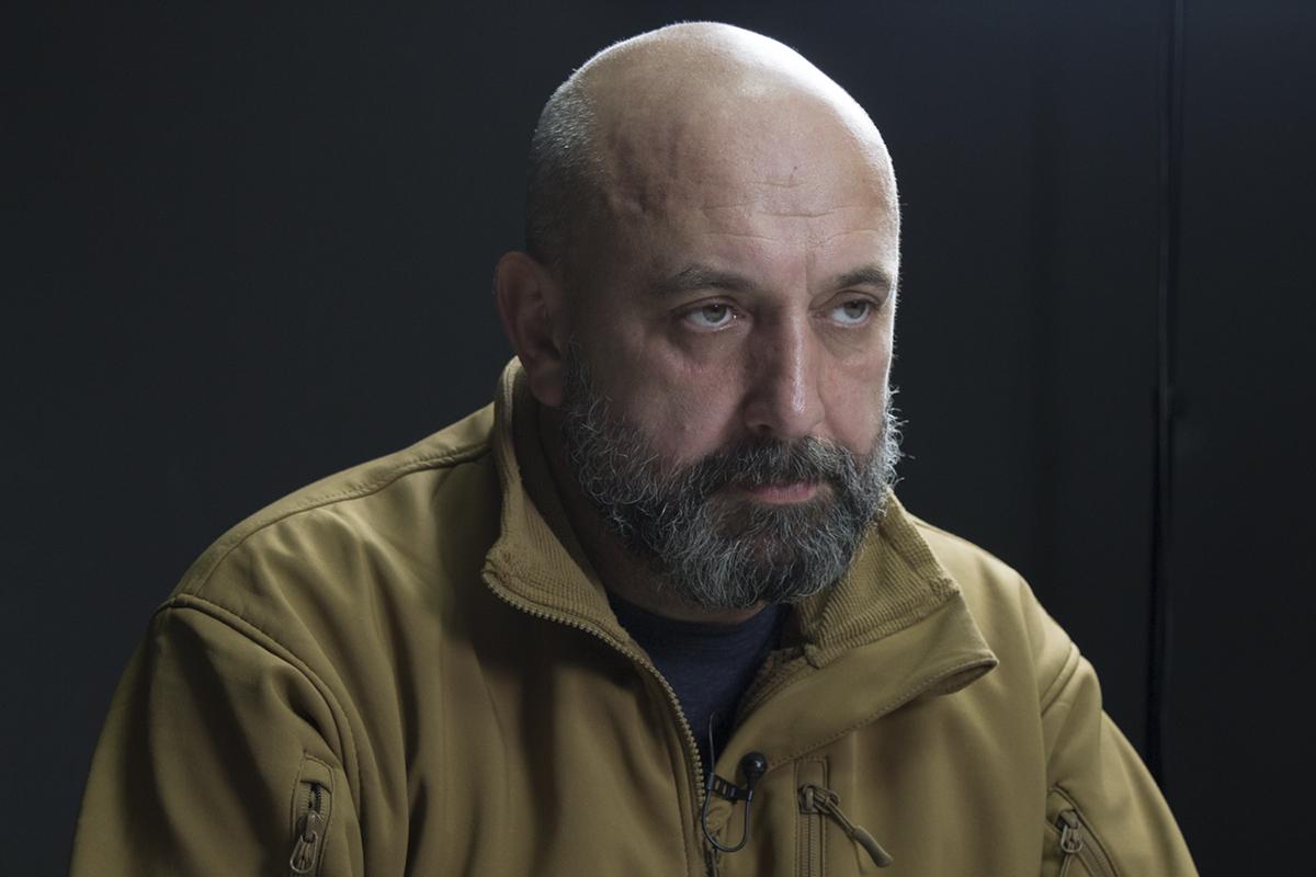 Сергій Кривонос розповів про програму «5 кроків»