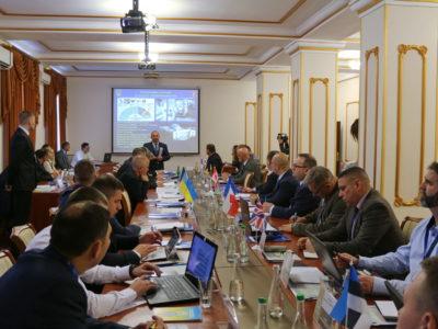 На Харківщині обговорюють подальші кроки створення Військової поліції