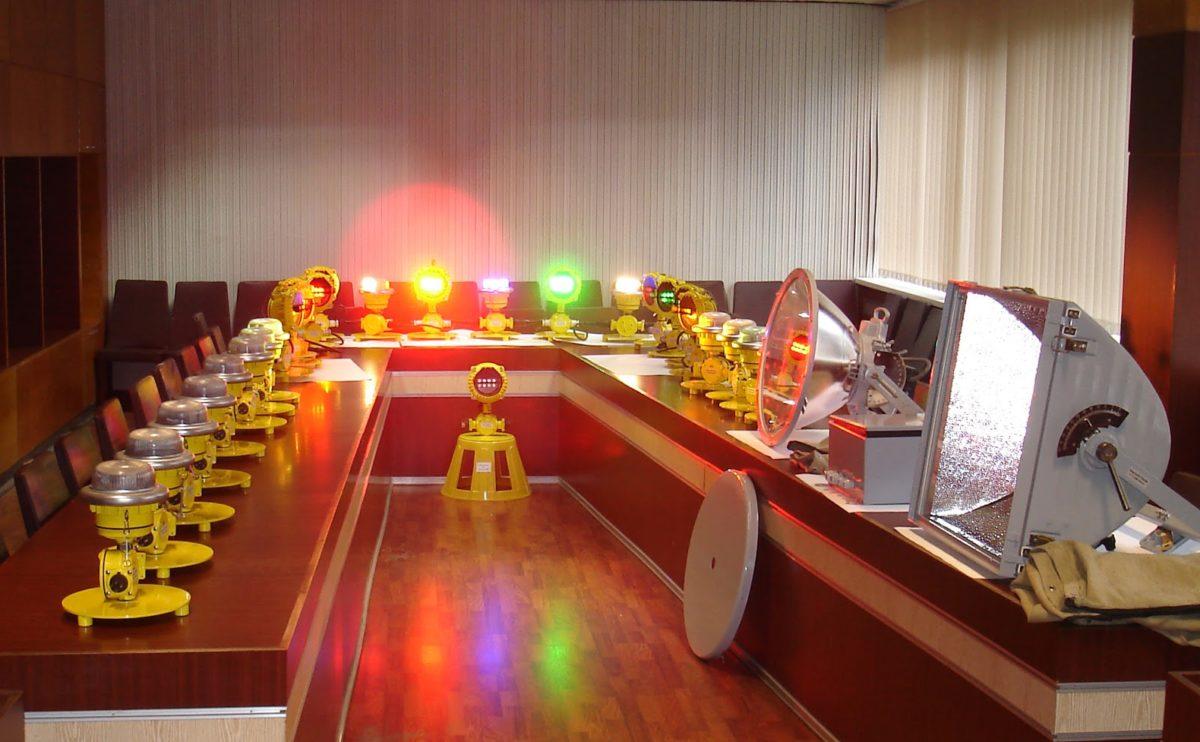 Уже шість аеродромів обладнані сучасними світлосигнальними системами