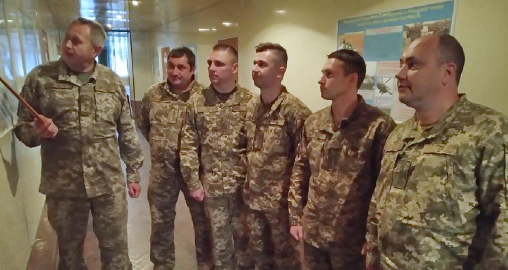 На Харківщині офіцери-метрологи набувають нового практичного досвіду