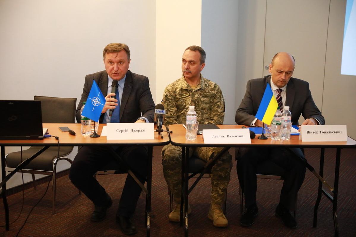 Україна перебуває у фокусі уваги НАТО