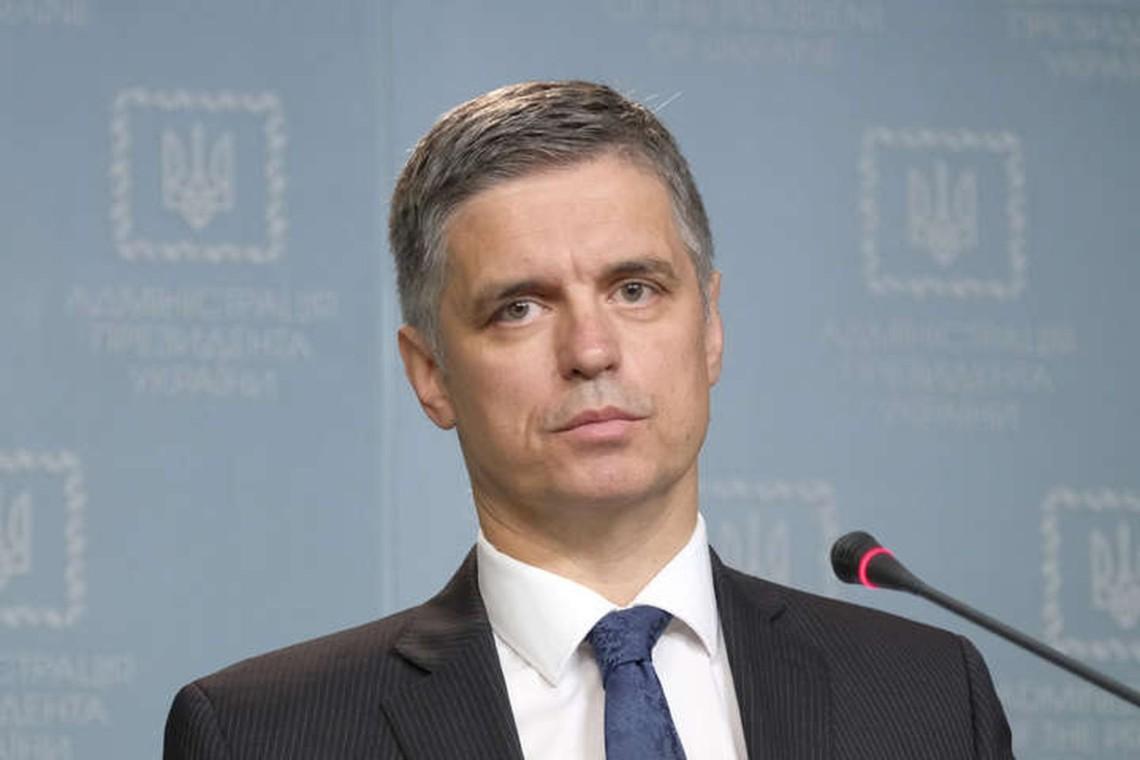 Вадим Пристайко представить Україну на саміті НАТО у Лондоні