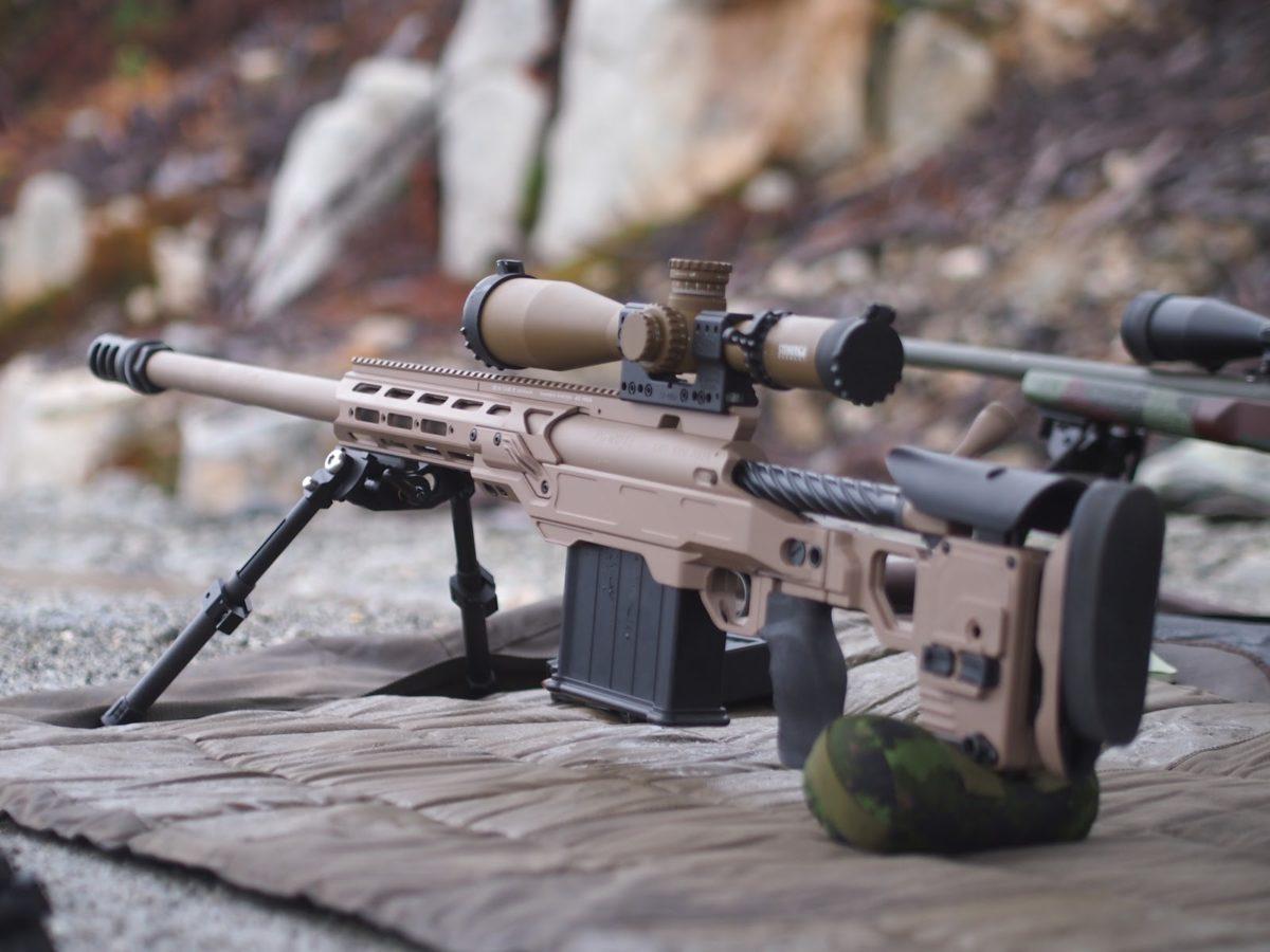 Україна отримає канадські снайперські гвинтівки