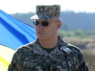 На Донбасі нині перебуває до 3 тисяч військових РФ – генерал-полковник Руслан Хомчак