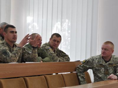Головні старшини обговорили питання вдосконалення сержантського корпусу