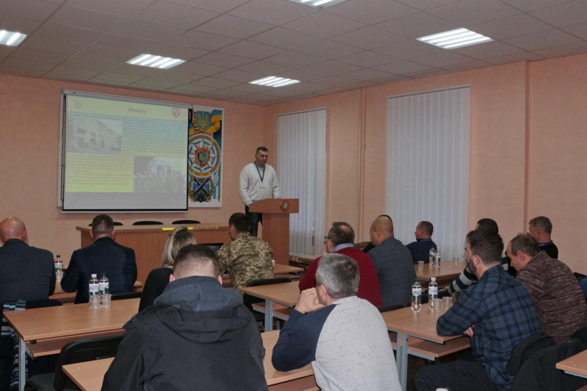 Військові поліцейські різних країн ознайомилися з роботою та побутом українських колег