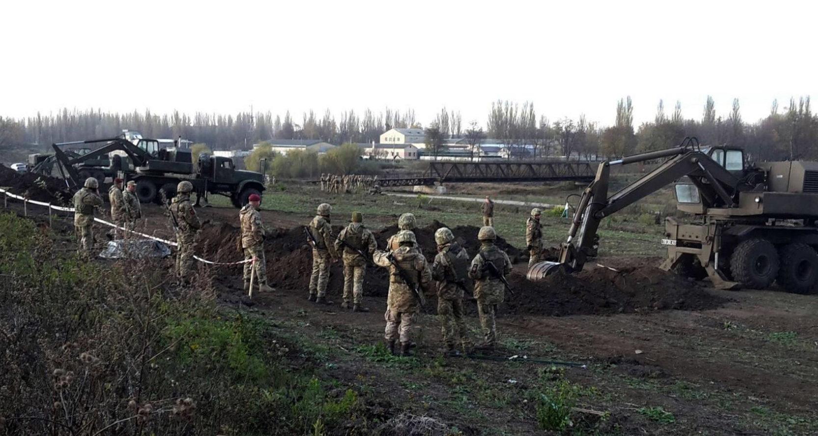 Найкращим інженерним взводом ЗС України стали десантники з Миколаєва