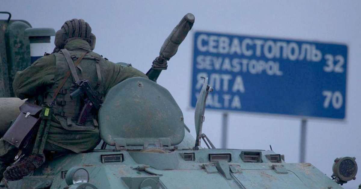 Росія нарощує військове угруповання в окупованому Криму