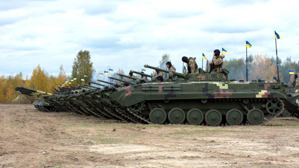 До кінця року військо отримає ще понад 2800 одиниць ОВТ