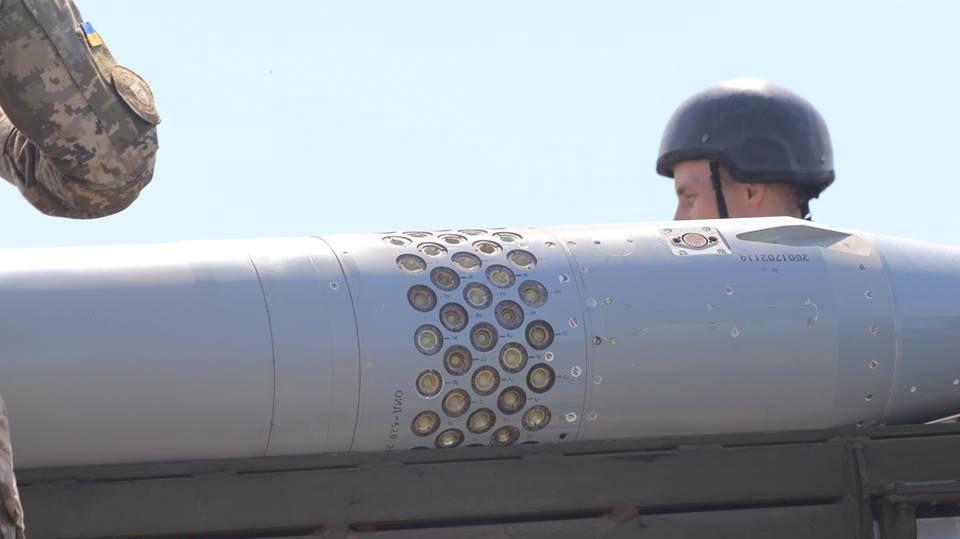 Армія отримала перші 100 серійних ракет «Вільха»
