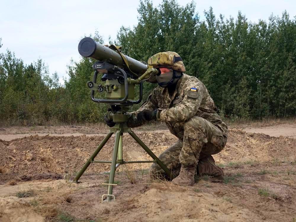 Як бути оператором ПТРК «Корсар»