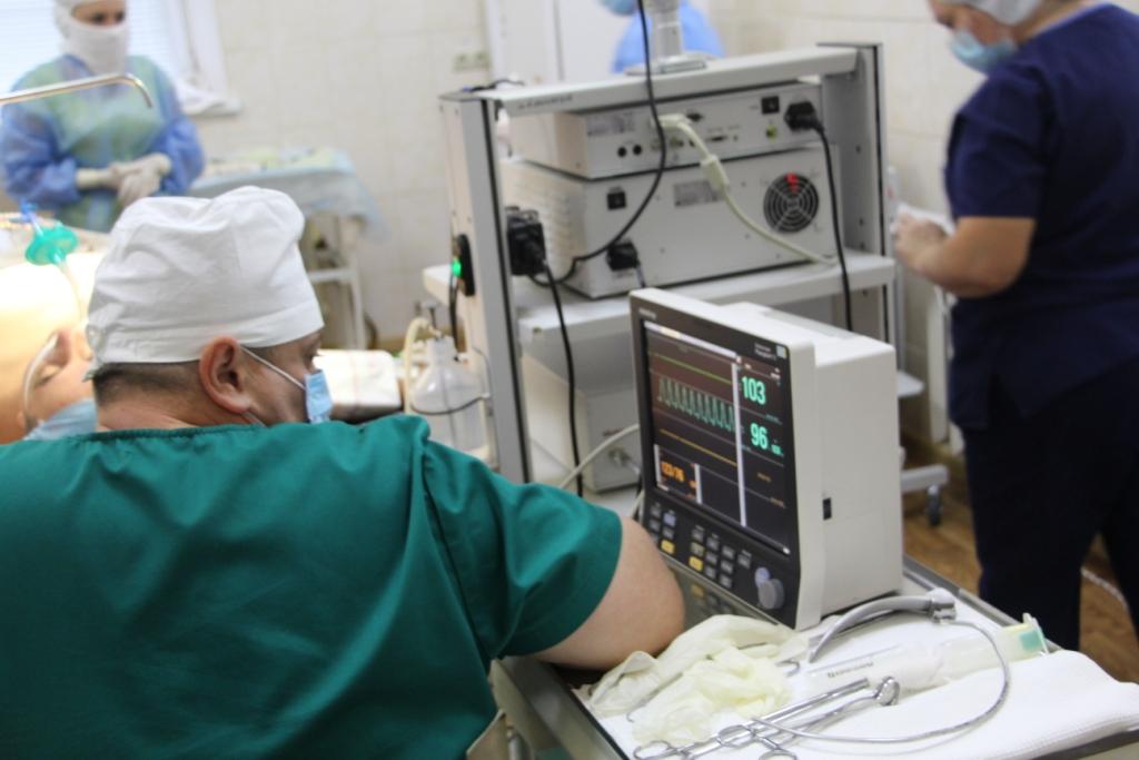 У Рівненському госпіталі лікують за європейською методикою