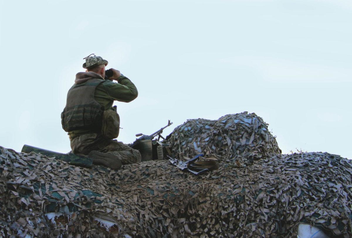 «Правильно воювати – це ціла наука, яку здебільшого опановуєш на полі бою»
