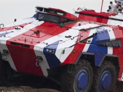 Британська армія закупить 500 бронемашин Boxer