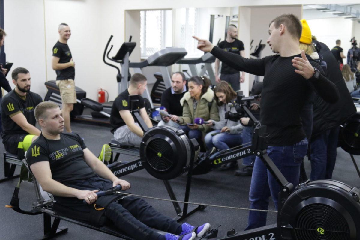 Завершено перший збір української збірної «Ігор нескорених –2020». Як тренувалися спортсмени?