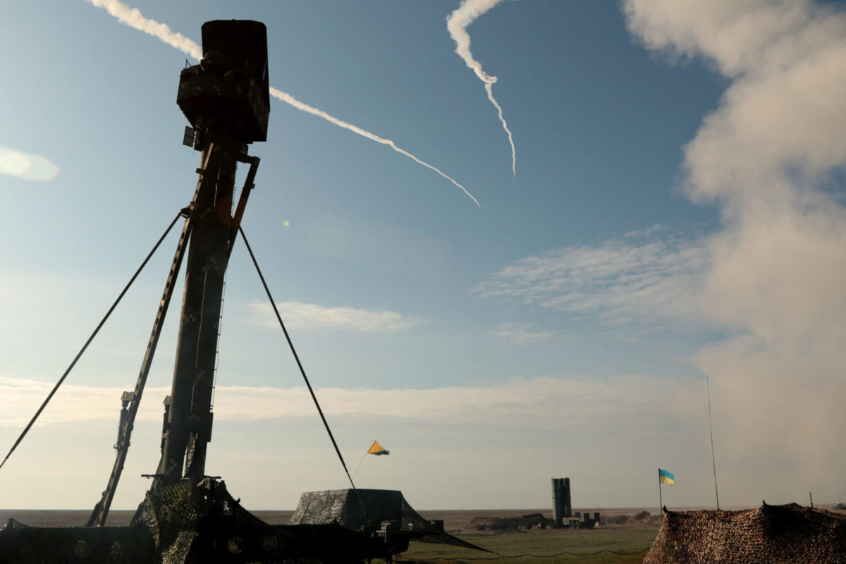 Напад із повітря відбили з допомогою «Буків», «трьохсоток» та дивізіонів С-125