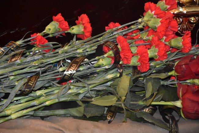У Сумах попрощалися з комбригом 128-ї ОГШБр полковником Коростельовим