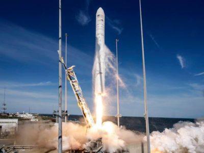 США запустили у космос ракету-носій з українською конструкцією