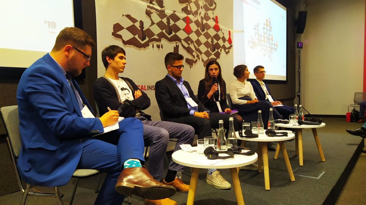 Молоді учасники Львівського Безпекового форуму обговорили майбутнє Балто-Чорноморського регіону
